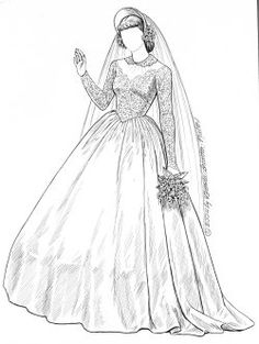 Brides dream of having the most suitable wedding ceremony, however for this they need the perfect bridal dress, with the bridesmaid's dresses complimenting the brides-to-be dress. Here are a few tips on wedding dresses. Bridal Gowns, Wedding Gowns, Wedding Day, Wedding Ceremony, Wedding Attire, Paper Dolls Printable, Vintage Paper Dolls, Victorian Women, Wedding Paper