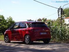 Essai nouveauté : Citroën C4 Picasso, branché et... connecté