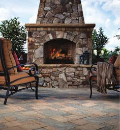 Enjoyable 99 Best Fireplaces Images In 2019 Outdoor Fireplaces Download Free Architecture Designs Lectubocepmadebymaigaardcom
