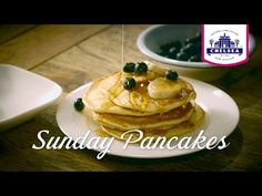Sunday Pancake Recipe | Chelsea Sugar