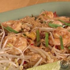 This popular dish takes time to prepare. However, you can make the sauce in advance and keep it in the freezer or refrigerator. For an authentic dish, don't take shortcuts and don't leave out any of the ingredients-particularly the Pad Thai sauce that gives the final dish its rich, amber color and succulent taste.