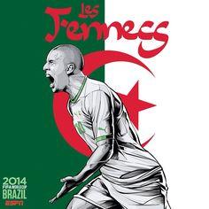 FIFA World Cup 2014: Algeria