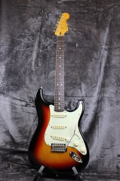 2008 Squier '60s Classic Vibe Stratocaster Sunburst $429.00 Lock Style, How To Get Thick, Music Images, New Set, Guitars, Vintage Inspired, Empire, Electric, Vintage Fashion