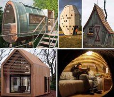 I love tiny houses