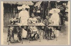 paintings of daughters of charity   ... in the Mission of the Daughters of Charity, Nsona-Mbata, Belgian Congo