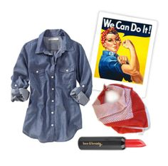 chambray shirt halloween - Google Search
