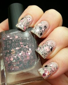 BeginNails: Every Journey Has a Beginning. Swatch by @beginnails of Pretty in Pink from Painted Polish.