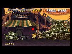 Free Download Metal Slug PSX PC