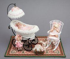 Good Sam Showcase of Miniatures: Miniature Shops