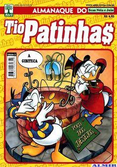 Almanaque do Tio Patinhas (2° Série) - 05