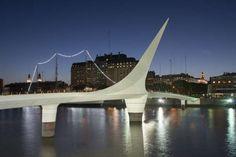 Puente de la Mujer, Argentina - Diego Giudice/Bloomberg