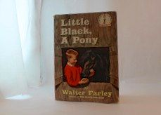 First Edition Beginner Book Little Black, A Pony by Walter Farley