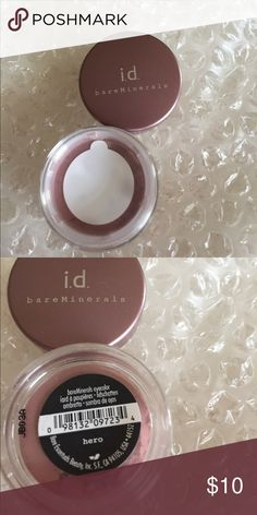 Brand new never opened New never opened bareMinerals Makeup Eyeshadow