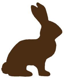 chocolate bunny, easter basket, bunny rabbit, bunny