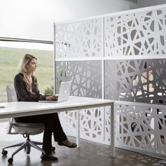 Room divider and privacy partition solutions for commercial, office, education, healthcareand residential spaces.  Visit us @ http://clearchoiceos.com #houston #austin  #officedesign #workspace #cubicles