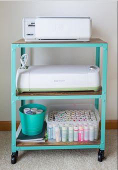 Voici quelques idées géniales pour rendre votre coin bureau encore plus design et ne plus voir votre imprimante!