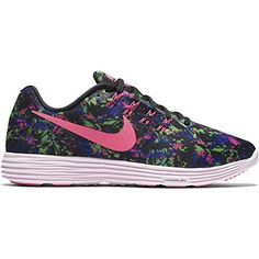 size 40 f0184 e0d68 Nike Womens Lunartempo 2 Print BlackConcordElectric GreenPink Blast Size 65      For more information, visit image link. Women s Athletic Shoes