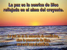 """""""LA PAZ QUE DIOS NOS DA"""" DEVOCIONAL DIARIO: http://reflexionesparavos.blogspot.com/2013/09/la-paz-de-dios.html?spref=tw #reflexionesparavos #Miedo #MeDaTristeza"""