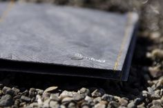 SlimFold Wallet - made out of Tyvek. 6x thinner and 5x lighter than a comparable leather wallet. $20