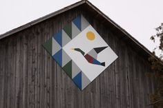 Shawano Country Chamber of Commerce  Barn Quilt, Wisconsin