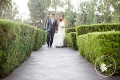 Jessica & Tyler outside of Center Club.  Photo by Sposto Photography.