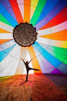 My Hot Air Balloon Adventure