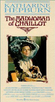 The Madwoman of Chaillot (1969) Poster