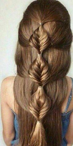 27 schönsten geflochtenen Frisuren 27 most beautiful braided hairstyles Get more photo about subject related with by looking at photos gallery at the . Cool Braid Hairstyles, Pretty Hairstyles, Girl Hairstyles, Braided Hairstyles, Wedding Hairstyles, Hairstyle Ideas, Men's Hairstyles, Hair Dos, Hair Hacks