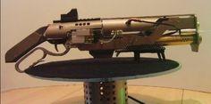 Conoce sobre Fabrica un rifle casero de combustión que usa mecheros desechables