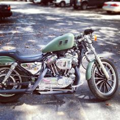 Handmade 2 in. Harley Davidson Sportster 1200, Motorcycle, Bike, Vehicles, Handmade, Bicycle, Hand Made, Motorcycles, Bicycles