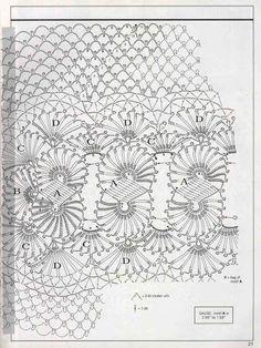 Decorative Crochet Magazines 43 - Gitte Andersen - Λευκώματα Iστού Picasa