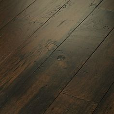 "dark hickory 5"" wood floors!!! definitely what we're looking for!!"