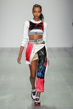 Nasir Mazhar womenswear, spring/summer 2015, London Fashion Week