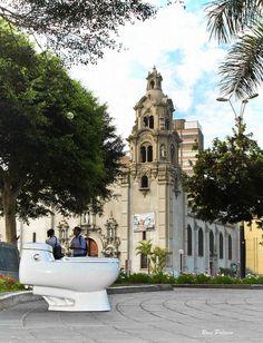 Some call it art, others call it... - Lima, Peru