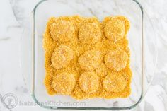 Baked Chicken Nuggets-3