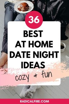Are you searching for stay at home date night ideas for couples? Here are 36 fantastic things you can do as a couple without leaving the house! #dateideas #athomedateideas #dateideas Writing A Love Letter, Love Letters, Cheap Date Ideas, At Home Dates, At Home Date Nights, Good Dates, Better Day, Budgeting Tips, Ways To Save Money