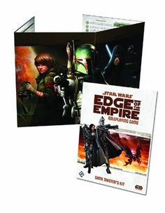 Star Wars Edge of The Empire RPG Game Master's Kit Fantasy Flight Games http://www.amazon.com/dp/161661658X/ref=cm_sw_r_pi_dp_utu-tb1ZCD9N1