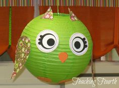 Clutter-Free Classroom: Owls Themed Classroom {Ideas, Photos, Tips, and More}