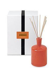 Lafco - Kitchen/Cilantro Orange Glass Diffuser