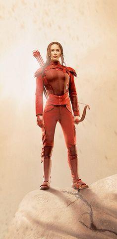 Katniss everdeen the mockingjay