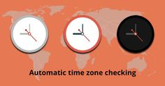 Automatic time zone checking is a world wide time and location tracker. It will also allowing you to swap between time zones. Isn't that Great? Find more here-http://bit.ly/1OMpvkS
