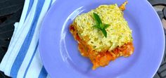 Butternut Squash Lasagna With Zucchini Noodles (Vegan & Gluten-Free)