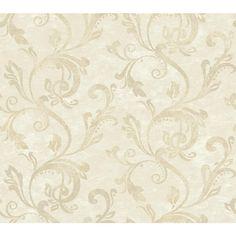 Aceste arabescuri generoase, inspirate de stilul Art Nouveau, se evidentiaza delicat pe un fundal lucios. Paleta cromatica este pastelata si contine cinci variante incantatoare. Poti coordona perfect acest model cu tapetul Washy Stripe.Calitate Premium. Produs in SUA.