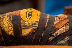 Ancient Egyptian Coffin Opened for the First Time in 2,600 Years | Smart News | Smithsonian Magazine Ancient Egyptian Artifacts, Ancient History, Luxor, Pyramid Of Djoser, Mummy Wrap, Wooden Containers, Archaeological Finds, High Priest, First Art