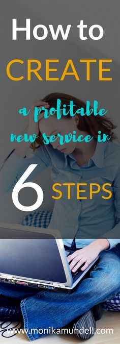Got an idea for a new business service but struggling to pull it all together? This helps...