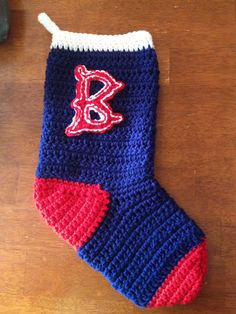 1000 Images About Crochet Sports On Pinterest Boston
