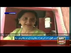 Pink Rickshaw Service in Lahore With Female Driver ARY News