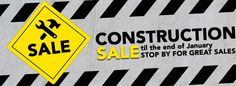 We're still open for you to SAVE! We have some construction work going on to improve the store. But that doesn't mean we are closed. We are still open normal ours and can accommodate your needs. Stop by to check out our #UsedCar Inventory or our #NewCar Inventory. We have a variety of #Chryslers, #Jeeps and more.  http://www.larrymillerchryslerjeepavondale.com/construction-sale.htm