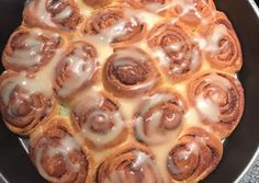 Cinnamon Rolls, Yummy Food, Tasty, Pudding, Desserts, Foods, Tailgate Desserts, Food Food, Deserts
