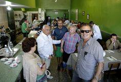 Restaurante Puerto un clásico de Vigo. Nueva ubicación en el 15 de República Argentina.